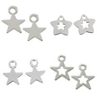 Stainless Steel Star Pendant