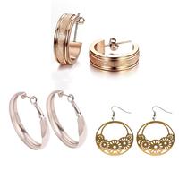 Stainless Steel Jewelry Earring
