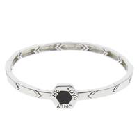 Enamel Zinc Alloy Bracelets