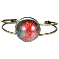 Glass Globe Bracelet