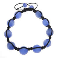 Fashion Woven Ball Bracelet