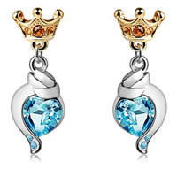 CRYSTALLIZED™ Elements Crystal Drop Earring